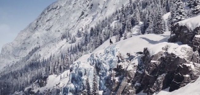 кадр зов предков 2020 Природа Аляски