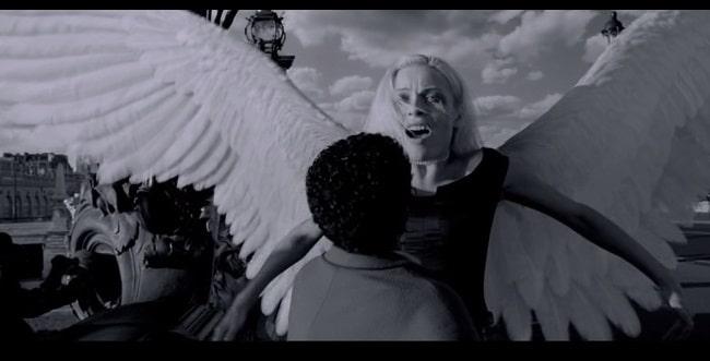 Ангела расправила крылья. Фильм Ангел А