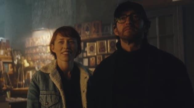 Таня и Евгений в храме