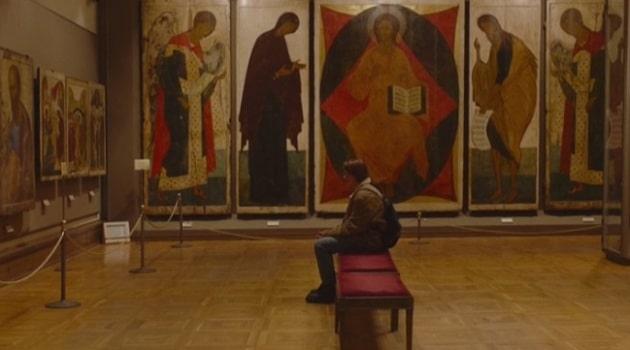 Молитва в Третьяковке