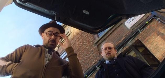Кто в багажнике