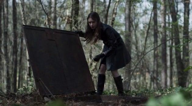 Темное наследие - бункер