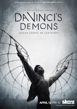 постер демоны да винчи сериал