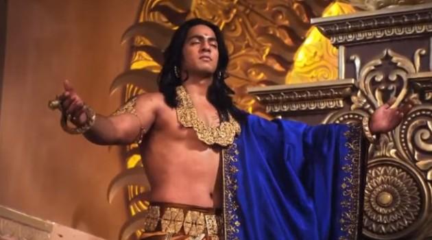 кадр Махабхарата мечты о троне
