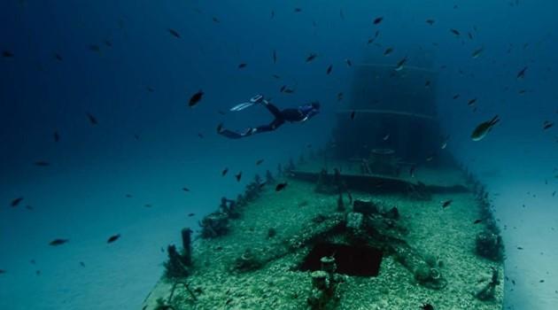 Мальта - место где снимался фильм один вдох
