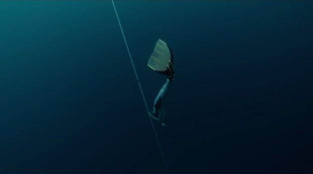 Съемки на большой глубине