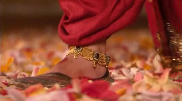 кадр Махабхарата браслеты невесты