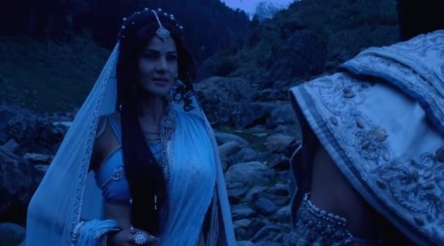 кадр Махабхарата Богиня Ганга