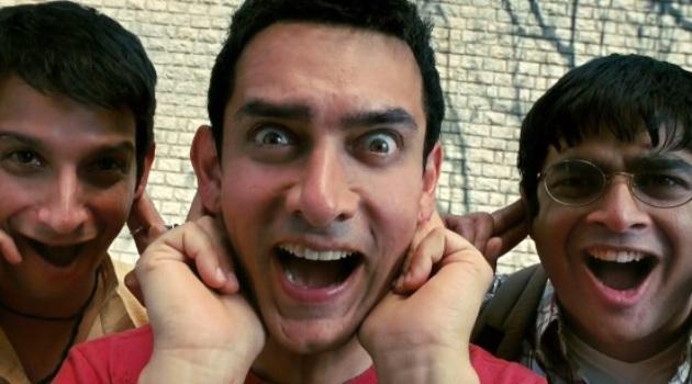 Три идиота фильм 2009 будь собой