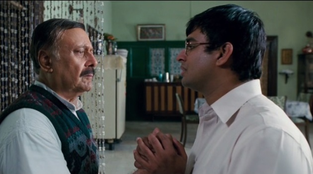 Три идиота фильм разговор Фархана с отцом